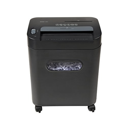 Review Of Royal 112MX 12-Sheet Cross Cut Shredder Black