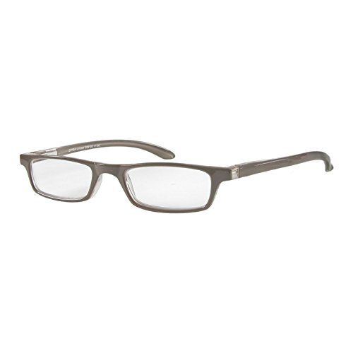 I NEED YOU Lesebrille Zipper Limited / +1.50 Dioptrien / Grau