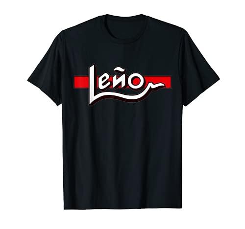 Leño_Band Rock España Camiseta