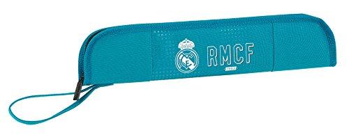 Safta Portaflautas Real Madrid 3ª Equip. 17/18 Oficial Protector Flauta 370x20x80mm
