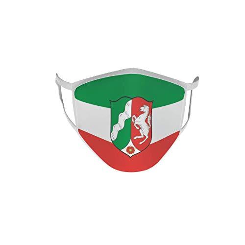 U24 Behelfsmaske Mund-Nasen-Schutz Stoffmaske Maske NRW