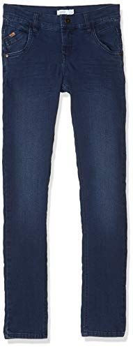 Garcia Kids Jungen Jeans, Blau (Deep Blue 3262), 164