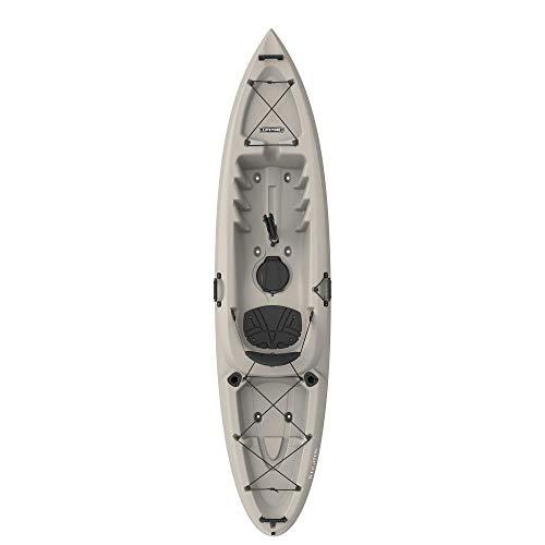 Emotion Stealth Angler Fishing Kayak, Sandstone, 11