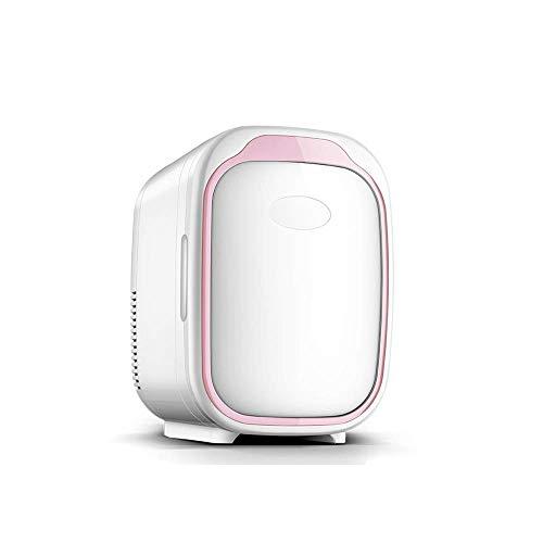 DGHJK Réfrigérateur de Voiture/Mini congélateur - Portable, Petit et léger, Faible Bruit, Faible consommation d'énergie, Conversion Chaude et Froide, Voiture 12V-6L, Noir