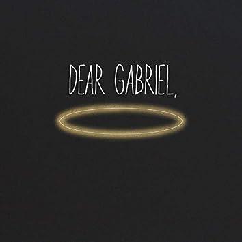 Dear Gabriel,