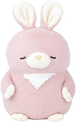 りぶはあと 抱き枕 ポクシン ウサギのらびこ Mサイズ(全長約26cm) ふわふわ かわいい 88801-21