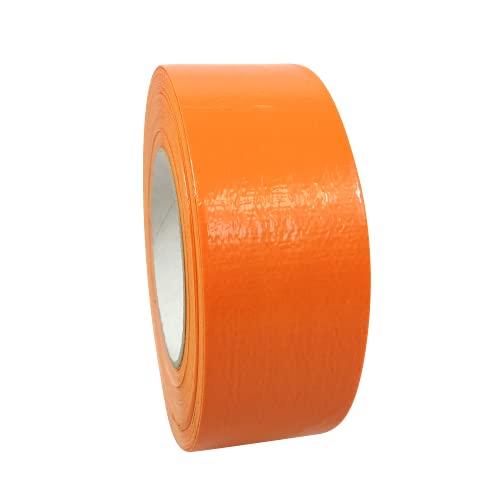 Gewebeband Orange | Markierungsband | Panzertape | Panzerband | Klebeband