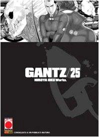 Gantz (Vol. 25)