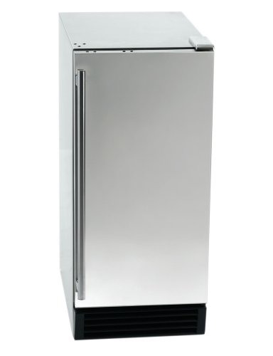Orien FS-55IM 44-Pound Built-In Undercounter Ice Maker,Stainless Steel
