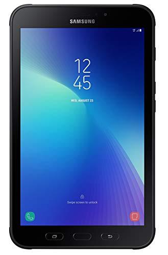 Samsung Tab Active 2 LTE 8-Inch Tablet - (Black) (Samsung Exynos 7870 Octa, 3 GB RAM, 16 GB eMMC, Android 7.0) (Refurbished)