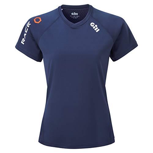 2020 Gill Womens Race Short Sleeve T Shirt - Blue - RS36 12