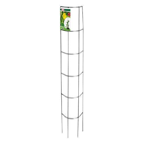 bellissa 2 Stück - Gurken-Turm und Rankhilfe für Gurkenpflanzen und Gemüse – Rank-Gitter für Topfpflanzen