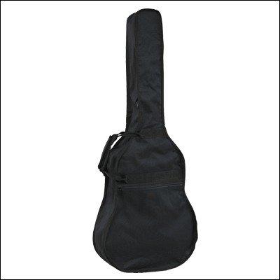 FUNDA GUITARRA CLASICA - Ortola (20B) Funda de Guitarra (Color negro) Mochila (Asa) 101x38x28x11 cm.