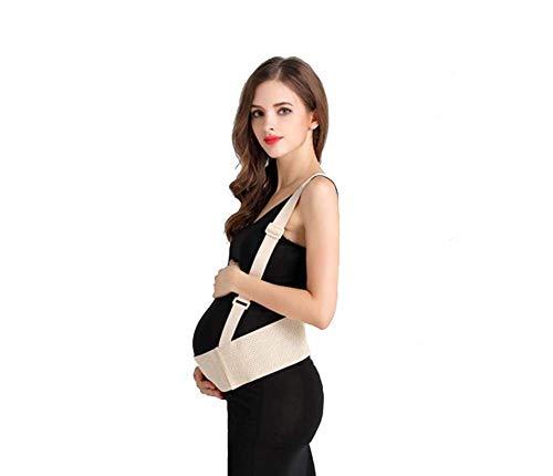 FKZL-Cinturón de maternidad - Ayuda para el embarazo - Cintura/Espalda/Banda para el abdomen, Aparato abdominal para la primavera, verano, otoño, invierno (color)