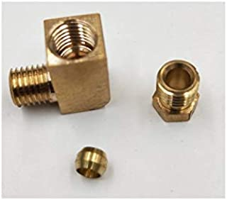 Compression Sleeve Tube Brass Parker 60C-14-pk5 Fitting 7//8 Pack of 5