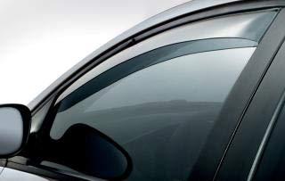 Vordere Windabweiser für Opel INSIGNIA Sports Tourer ab 2008 getönt
