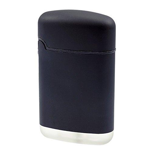 Easy Torch 8 Outdoor Sturmfeuerzeug in 4 Farben sortiert, Farbe Easy Torch Outdoor:Schwarz