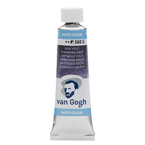 Van Gogh Aquarell 10 ml Tube – Dusk Violet – Serie 1