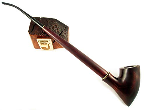 Fashion NEW Churchwarden Smoking Tobacco Pipe 13 inch/33 cm. Lord Wizard collection, Exclusive Designed for Pipe Smokers