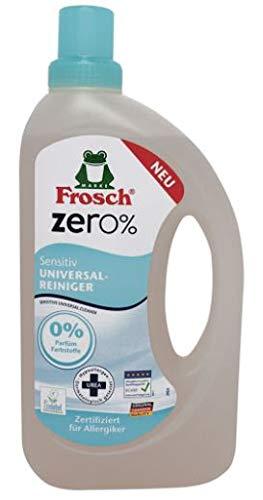 Kikker universele reiniger Zero 4x 750 ml (3L) allergeen Sensitiv Bio Eco