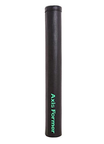 Axis Former(アクシスフォーマー) ストレッチ用 フォームローラー ソフトロング T0999 028 ブラック