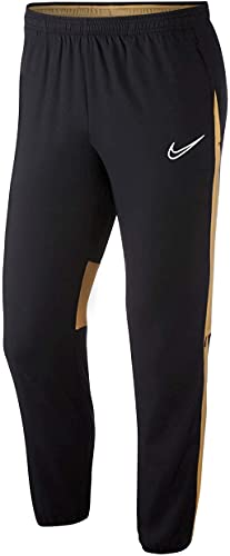 NIKE M Nk Dry ACD WP Sa Pants, Mens, Black/Jersey Gold/White, S