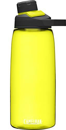 Camelbak Products Chute Mag 32oz Sulphur Botella Unisex Adulto, Amarillo, 1L