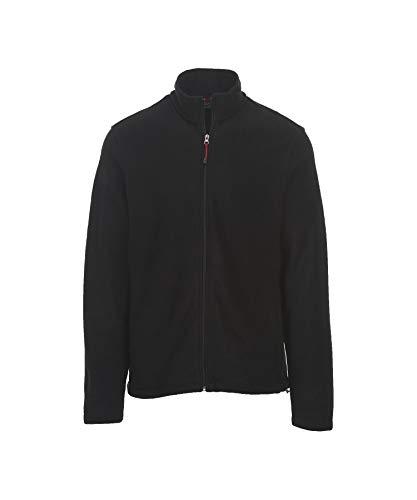 Woolrich Men's Andes II Fleece Jacket, Black, Small