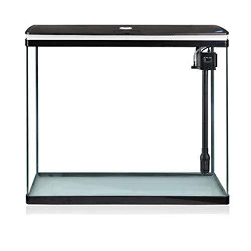 LSHUAIDJ aquarium goudvisbekken aquarium mini creatieve desktop acryl aquarium kleine aquarium huis woonkamer bureau decoratie luie cilinder