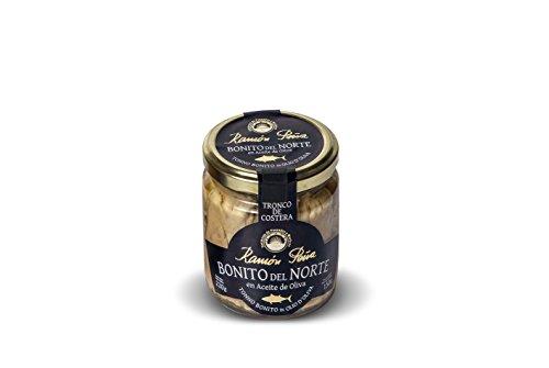 RAMON PEÑA - tarro de bonito del norte en aceite de oliva RO250 pack 2 unidades