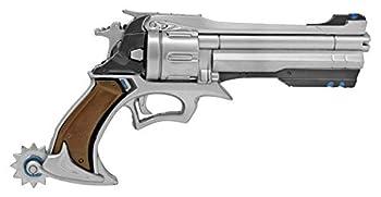 Arsimus 11 inch Video Game Foam Hero Cowboy Revolver Gun  Grey