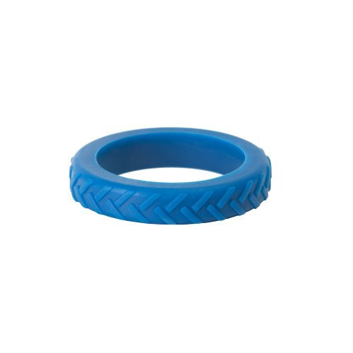 Chewigem Strong, Textured, Discreet, Chewable Child Tread Bracelet & Sensory Chew - designed for Anxiety Reduction & Improved Focus. Created as a calming aid for Sensory Processing Difficulties - Autism - ADHD (Tread Fidget & Chew Bangle)