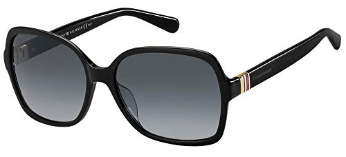 Gafas de Sol Tommy Hilfiger TH 1765/S Black/Grey Shaded 58/17/140 mujer