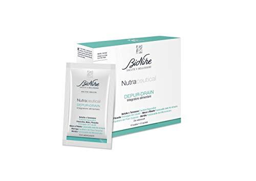 Bionike Nutraceutical Depur-Drain Integratore Alimentare Per Favorire L'Eliminazione Delle Tossine E Il Drenaggio Dei Liquidi- Bustine 10-40 Gr