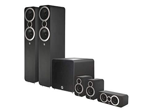 Q Acoustics 3050i 5.1 Plus Home Theater System (Grey)