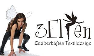 Sommer Rock schlicht / luftiger lässiger Doppel Damenrock knielang von 3 Elfen, hergestellt in Berlin, langer alinie Rock schwarz XL oliv - 5