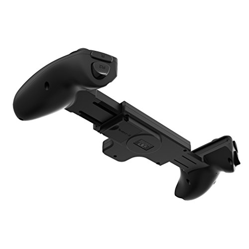 heacker IPEGA PG-9023 Teleskop drahtlose Bluetooth-Gamepad, Teleskop-Gamepad, Teleskop-Spiel-Controller Gamepad Griff Joystick für Android PC APP Spiel