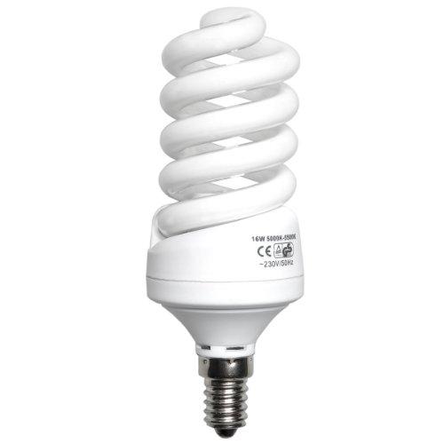 Walimex Spiral-Tageslichtlampe (16 Watt, entspricht 90 Watt)