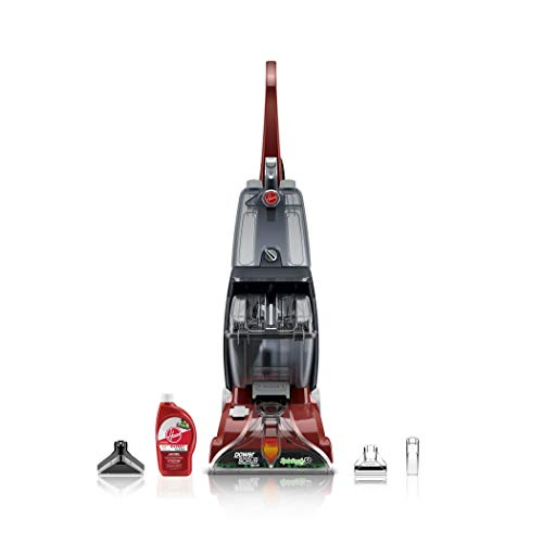 Best Deals! Hoover Power Scrub Deluxe Carpet Washer FH50150 (Renewed)