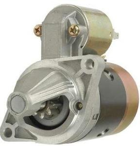Rareelectrical NEW STARTER COMPATIBLE WITH KUBOTA GARDEN TRACTOR G4200H G5200H Z430 D600 16225-63012 M2T30481