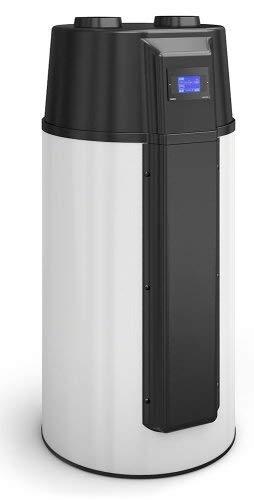 200 Liter Brauchwasserwärmepumpe Brauchwasser Wärmepumpe Warmwasserspeicher mit Wärmetauscher