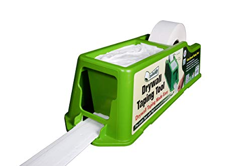 Buddy Tools TapeBuddy Drywall Taping Tool - Mess Free DIY One Step Drywall Tape and Joint Compound Application