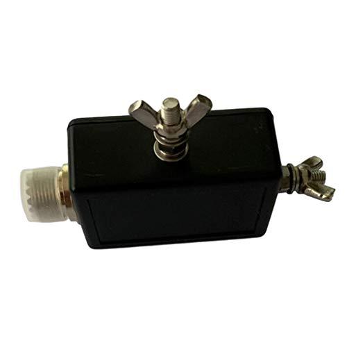 Amagogo YY-100 (M) Balun Balun in Miniatura 1: 9 per Antenne per Radioamatori con Bilanciamento Magnetico