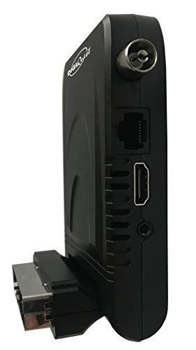 Digiquest Easy Scart HD Decoder Digitale Terrestre, Nero