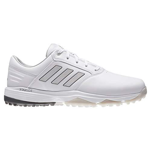 adidas 360 Bounce SL Golfschuh Herren Weiß 45 1/3