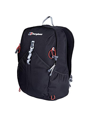 Berghaus TwentyFourSeven Plus 25 Litre Outdoor Rucksack Backpack, Black
