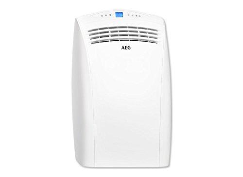 AEG Haustechnik EHTA5 AEG Kompakt-Klimagerät K 22 A für ca. 25 m², 2,2 kW, 3 in 1, Kühlen, Entfeuchten, Ventilation, 238968, 2 W, 230 V, Weiß, 76, 7 x 46 x 39, 5 mm