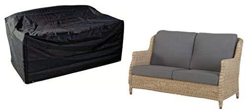 HBCOLLECTION Housse pour canapé/Banc de Jardin 2 Places Medium Gamme Confort