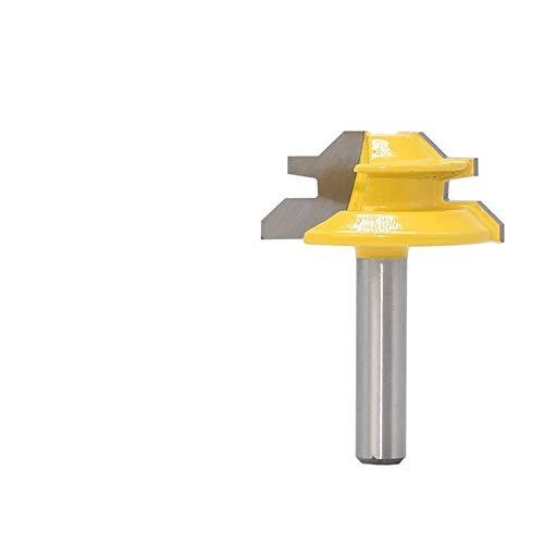 L-Yune, 1pc 8 mm Vástago de 45 Grados de Bloqueo de inglete...
