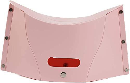 N\A Silla Plegable niños Hijos de plástico Tabla Fuerte Doblar Adecuado for Lado Exterior (Color : -, Size : -)